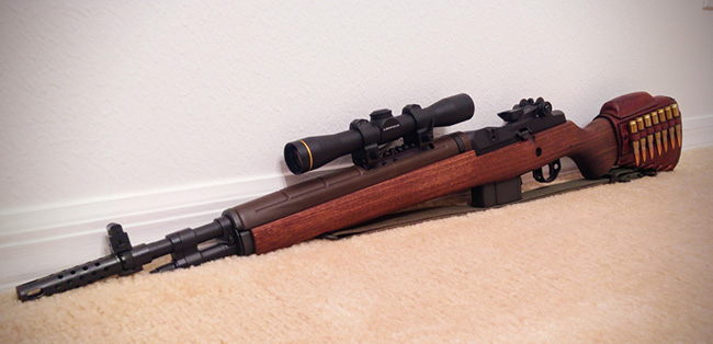 The Best Scopes for M1A and M14 in 2021