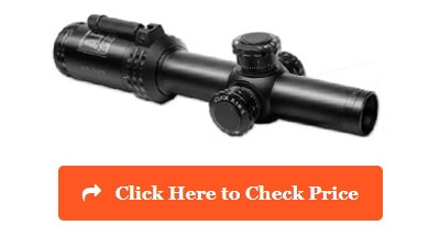 Bushnell AR Optics 1-4x24mm Throw Down PCL Riflescope
