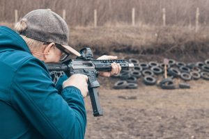 Armalite (NOT Assault) Rifle 15 and the Second Amendment