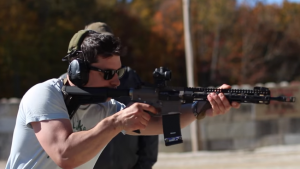 The PolymAR-15SC Sentinel Concepts Carbine