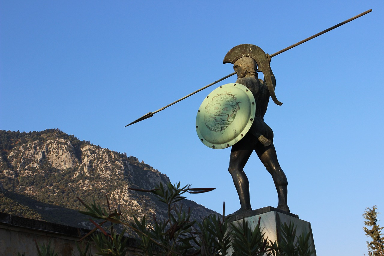 Molon Labe: A Lasting Remembrance of the Battle of Thermopylae