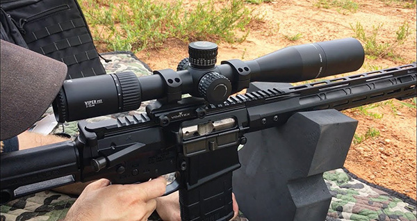 The Best Rifle Scopes Under $400 in 2021