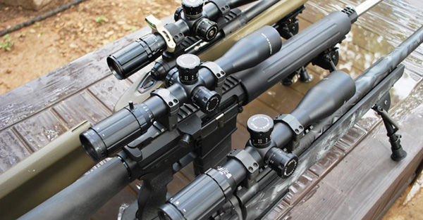 The Best Tactical Rifle Scopes in 2020