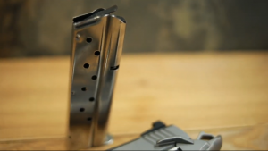 Magazine problems with the 1911